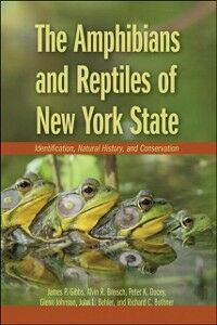 Foto Cover di Amphibians and Reptiles of New York State: Identification, Natural History, and Conservation, Ebook inglese di AA.VV edito da Oxford University Press