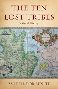 Ebook in inglese Ten Lost Tribes: A World History Ben-Dor Benite, Zvi