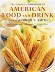 Ebook in inglese Oxford Companion to American Food and Drink -, -