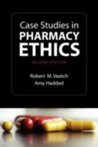 Ebook in inglese Case Studies in Pharmacy Ethics -, -