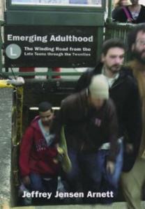 Ebook in inglese Emerging Adulthood: The Winding Road from the Late Teens through the Twenties Arnett, Jeffrey Jensen