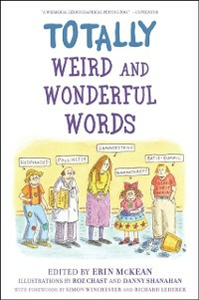 Ebook in inglese Totally Weird and Wonderful Words -, -