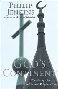 Ebook in inglese God's Continent Jenkins, Philip