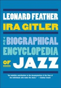 Ebook in inglese Biographical Encyclopedia of Jazz -, -