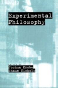 Ebook in inglese Experimental Philosophy