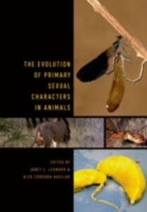 Ebook in inglese Evolution of Primary Sexual Characters in Animals -, -
