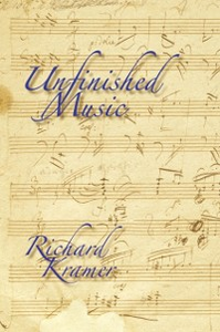 Ebook in inglese Unfinished Music Kramer, Richard
