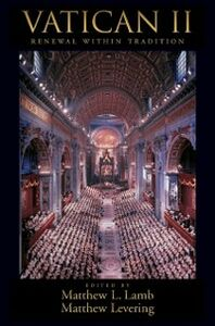 Ebook in inglese Vatican II: Renewal within Tradition -, -