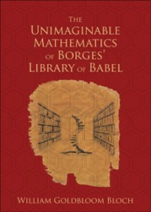 Ebook in inglese Unimaginable Mathematics of Borges' Library of Babel Bloch, William Goldbloom