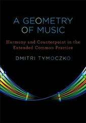 Geometry of Music: Harmony and Counterpoint in the Extended Common Practice