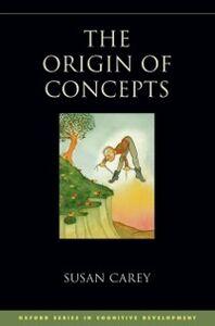 Ebook in inglese Origin of Concepts Carey, Susan