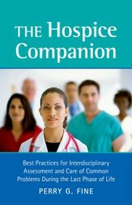 Foto Cover di Hospice Companion, Ebook inglese di Perry G Fine, edito da Oxford University Press, USA