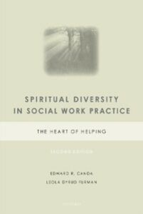 Ebook in inglese Spiritual Diversity in Social Work Practice: The Heart of Helping Canda, Edward R. , Furman, Leola Dyrud