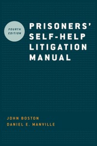 Ebook in inglese Prisoners' Self-Help Litigation Manual Boston, John , Manville, Daniel E