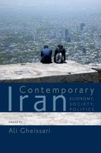 Ebook in inglese Contemporary Iran: Economy, Society, Politics -, -