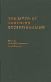 Myth of Southern Exceptionalism