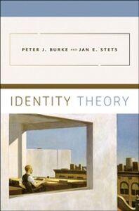 Ebook in inglese Identity Theory Burke, Peter J. , Stets, Jan E.
