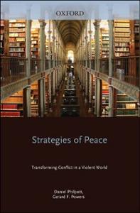 Ebook in inglese Strategies of Peace Philpott, Daniel , Powers, Gerard