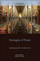 Strategies of Peace