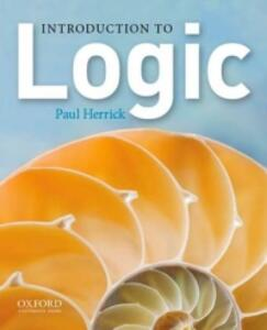 Introduction to Logic - Paul Herrick - cover