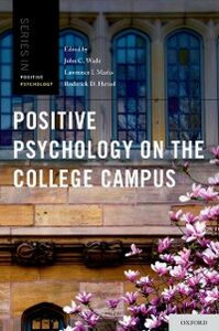 Ebook in inglese Positive Psychology on the College Campus -, -