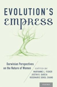 Ebook in inglese Evolution's Empress: Darwinian Perspectives on the Nature of Women