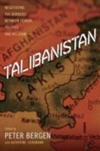 Foto Cover di Talibanistan: Negotiating the Borders Between Terror, Politics, and Religion, Ebook inglese di  edito da Oxford University Press