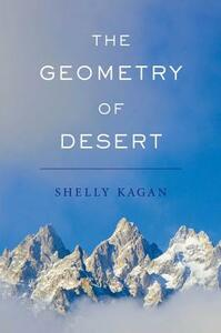 The Geometry of Desert - Shelly Kagan - cover