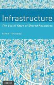 Infrastructure: The Social Value of Shared Resources - Brett M. Frischmann - cover