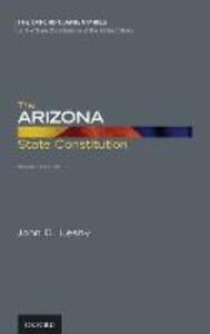 The Arizona State Constitution - John D. Leshy - cover