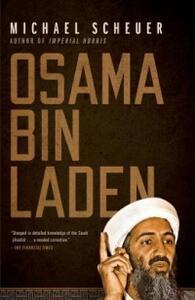 Osama Bin Laden - Michael Scheuer - cover