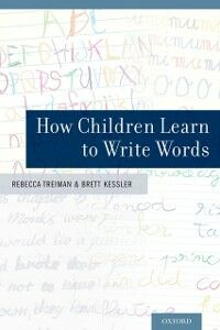 Ebook in inglese How Children Learn to Write Words Kessler, Brett , Treiman, Rebecca