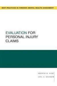 Foto Cover di Evaluation for Personal Injury Claims, Ebook inglese di Joel A. Dvoskin,Andrew W. Kane, edito da Oxford University Press