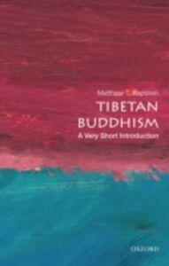 Foto Cover di Tibetan Buddhism: A Very Short Introduction, Ebook inglese di Matthew T. Kapstein, edito da Oxford University Press