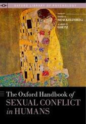 Oxford Handbook of Sexual Conflict in Humans