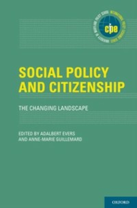 Ebook in inglese Social Policy and Citizenship: The Changing Landscape -, -