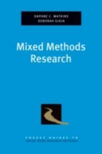 Ebook in inglese Mixed Methods Research Gioia, Deborah , Watkins, Daphne