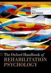 Oxford Handbook of Rehabilitation Psychology