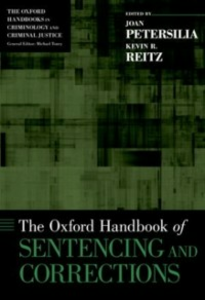 Ebook in inglese Oxford Handbook of Sentencing and Corrections -, -