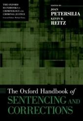 Oxford Handbook of Sentencing and Corrections