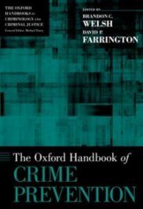Ebook in inglese Oxford Handbook of Crime Prevention Farrington, David P. , Welsh, Brandon C.