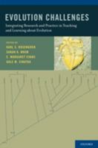 Ebook in inglese Evolution Challenges: Integrating Research and Practice in Teaching and Learning about Evolution -, -