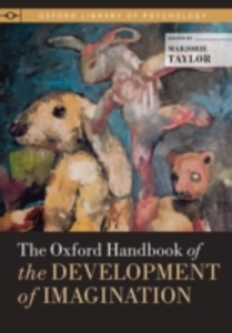 Ebook in inglese Oxford Handbook of the Development of Imagination -, -