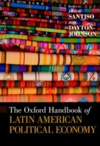 Ebook in inglese Oxford Handbook of Latin American Political Economy