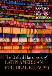 Oxford Handbook of Latin American Political Economy