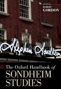 Ebook in inglese Oxford Handbook of Sondheim Studies