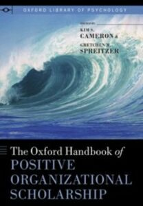 Ebook in inglese Oxford Handbook of Positive Organizational Scholarship