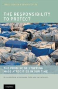 Foto Cover di Responsibility to Protect, Ebook inglese di AA.VV edito da Oxford University Press