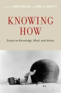 Ebook in inglese Knowing How: Essays on Knowledge, Mind, and Action