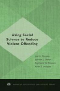 Ebook in inglese Using Social Science to Reduce Violent Offending